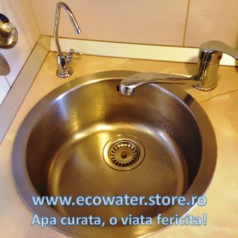 montaj robinet osmoza aguaplus