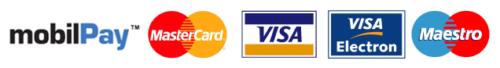 mobilpay Mastercard VISA