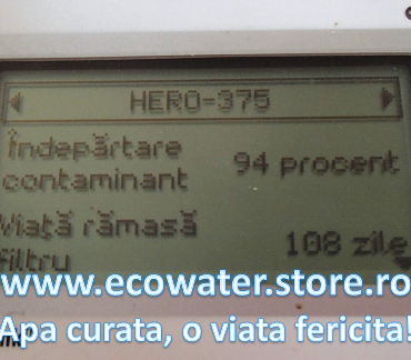 remote monitor ecowater 9