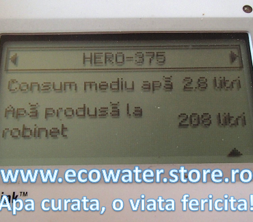 remote monitor ecowater 8