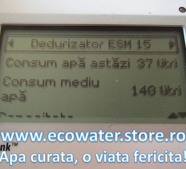 remote monitor ecowater 6