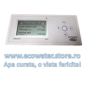 remote monitor dedurizator ESM Ecowater 1