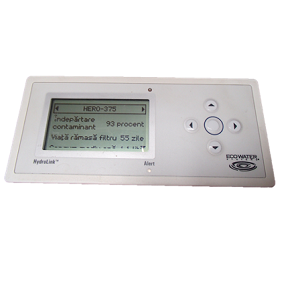 remote monitor purificator RO375 Ecowater 1